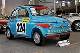 The Paris Sale 2012 Fiat Abarth 595 Saloon 1965 008