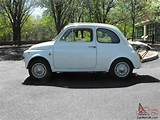 1965 Fiat 595 Abarth For Sale