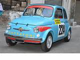 1965 Fiat Abarth 595 Chassis No 100f862866 01624 Engine No 100f000