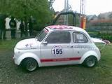 Abarth Based On Fiat 500 Gallery Fiat Abarth 595 1963 1971 1965