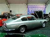 1969 Aston Martin Db6 Mk Ii Vantage Saloon Db6 Mk2 4125 L Sold For