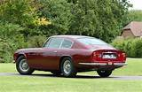 1969 Aston Martin Db6 Mark Ii Vantage Coupe