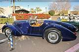 1959 Jaguar Aston Martin Roadster