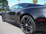 2010 Aston Martin Dbs Coupe Picture Exterior