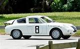 1961 Fiat Abarth 1000 Bialbero Gt Petition Coupe