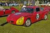 This Was An Abarth Factory Team Car At The 1963 Targa Florio It Was