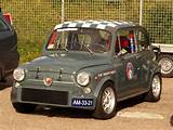 Description Fiat Abarth 850 Tc Grey Pic1