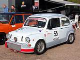 Description Fiat Abarth 1000 Tc Grey Pic1
