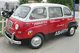 600 Multipla Abarth Konkr Tn Modelov Ada 600 Multipla Abarth