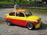 Fiat 600 Replica Abarth 1000 Tcr