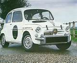 Fiat Abarth Based On Fiat 600 Gallery Fiat Abarth 1000 Tc Berlina