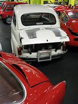 1961 Fiat Abarth 850 Tc Nurburgring Corsa Berlina