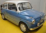 Fiat Abarth 850 A O 1960 Impecable Estado Documentaci N Al D A