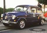 Seat 600 Cronolog As Abarth Abarth