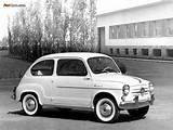 Pictures Of Fiat Abarth 750 1960 1965 800 X 600