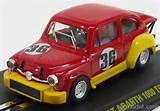 Reprotec Rt 1957 1 32 Fiat 600 Abarth 1000tcr N 36 Racing 1955 Alcaniz