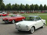 1957 Fiat 600 Viotti Coupe First Series Viotti Coupe 600 1c