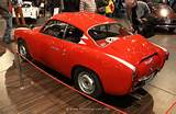 This Car Was Based On The Fiat 600 With A Body Made By Zagato The
