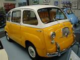 Fiat 600 Multipla Image By Spacegrrl Fiat 600 Multipla Image By