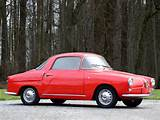 Fiat Abarth 750 Coupe By Viotti 1956