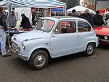Fiat 600 600t Multipla Fiat Abarth 750 850tc 1000tc 1955 1970