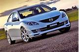 All New 2008 Mazda6 Photos Unveiled It Looks So Much Better Than The