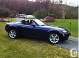 2008 Mazda Miata Covertible Only 18000 Km Salt Spring Island For