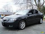 2008 Mazda Mazda3 I Touring Sedan In Black Mica 799367