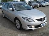 2008 Mazda 6 Sport Kombi 2 0i Exclusive New Model Bose Estate Car Used