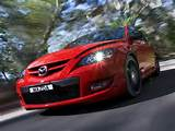 2008 Mazda 3 Mps Extreme 2 3 L Disi Turbo Engine Sports Pack