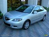 2008 Mazda Mazda3 I Sport Sedan In Sunlight Silver Metallic For Sale