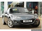 Mazda Mx 5 Roadster Coupe 2 Door 2 0i Sport Tech 2011 For Sale From
