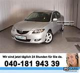 Mazda 3 1 6i Active At Sedan Automatic Klimaautom 2006 Used Vehicle