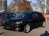2005 Mazda 3 2 0 Sport Active Air 8 Xenon Frosted Car Photo And