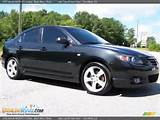 2005 Mazda Mazda3 S Sedan Black Mica Black Photo 1