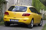Mazda 3 Sport 1 4 Touring 5 Door Hatchback 2004