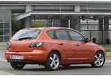 Mazda Mazda3 1 6l Mz Cd Elegance 2004 Fiche Technique