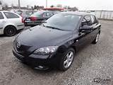 2004 Mazda 3 1 6 Cd Sport Exclusive Klimatronic Limousine Used Vehicle