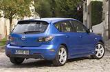 Mazda 3 Sport 1 6 Citd Touring 5 Door Hatchback 2004