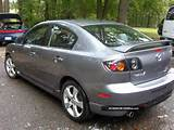 2004 Mazda3 Gray S Sport Stick Shift Inspected Needs Engine Rod Mazda3