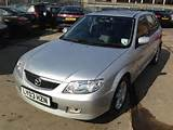 Used Mazda 323 2003 Silver Colour Petrol 1 6 Gsi 5 Door Ac Hatchback
