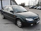 2001 Mazda 323 1 6 Exclusive Automatic Guarantee Limousine Used