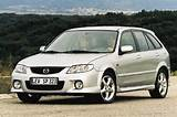 Mazda 323 Fastbreak 1 6 Exclusive 2001