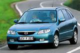 Mazda 323 Fastbreak 2 0 Ditd Fort 5 Door Hatchback 2001