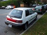 1994 Mazda 323 Dx Hatch In Vancouver British Columbia