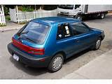 1994 Mazda 323 In Montreal Quebec Image 3
