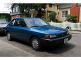 1994 Mazda 323 In Montreal Quebec Image 2