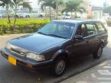 Description Mazda 323 Sw 1993