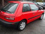 1993 Mazda 323 Dx Hatchback Vancouver British Columbia Used Car