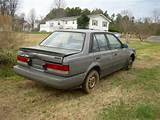 Thread 1988 Mazda 323 Gt With A Bunch Done